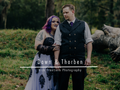 Dawn & Thorben Portraits