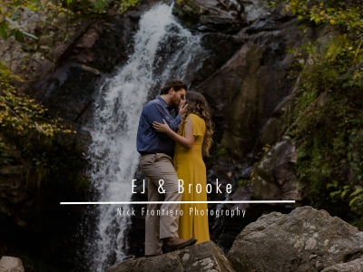 Brooke & EJ Engagement Session