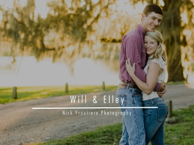 Will & Elley Engagement Session