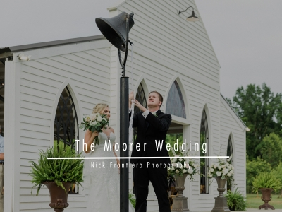 The Moorer Wedding