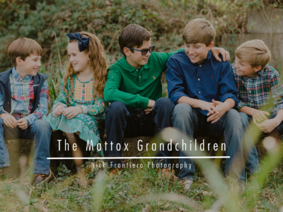 The Mattox Grandchildren