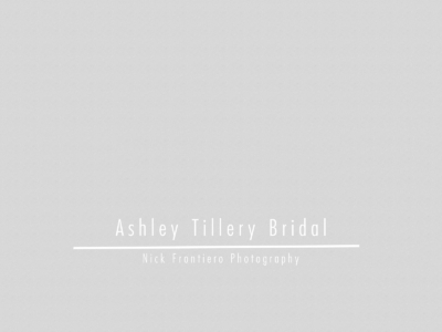 Ashley Tillery Bridal